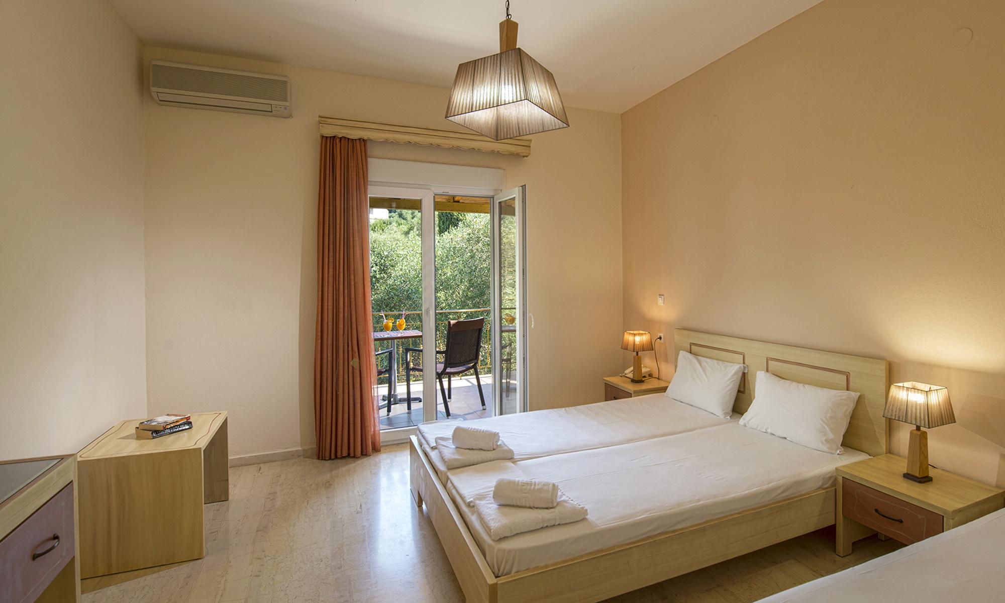 Hotel Mikros Paradisos I Sivota