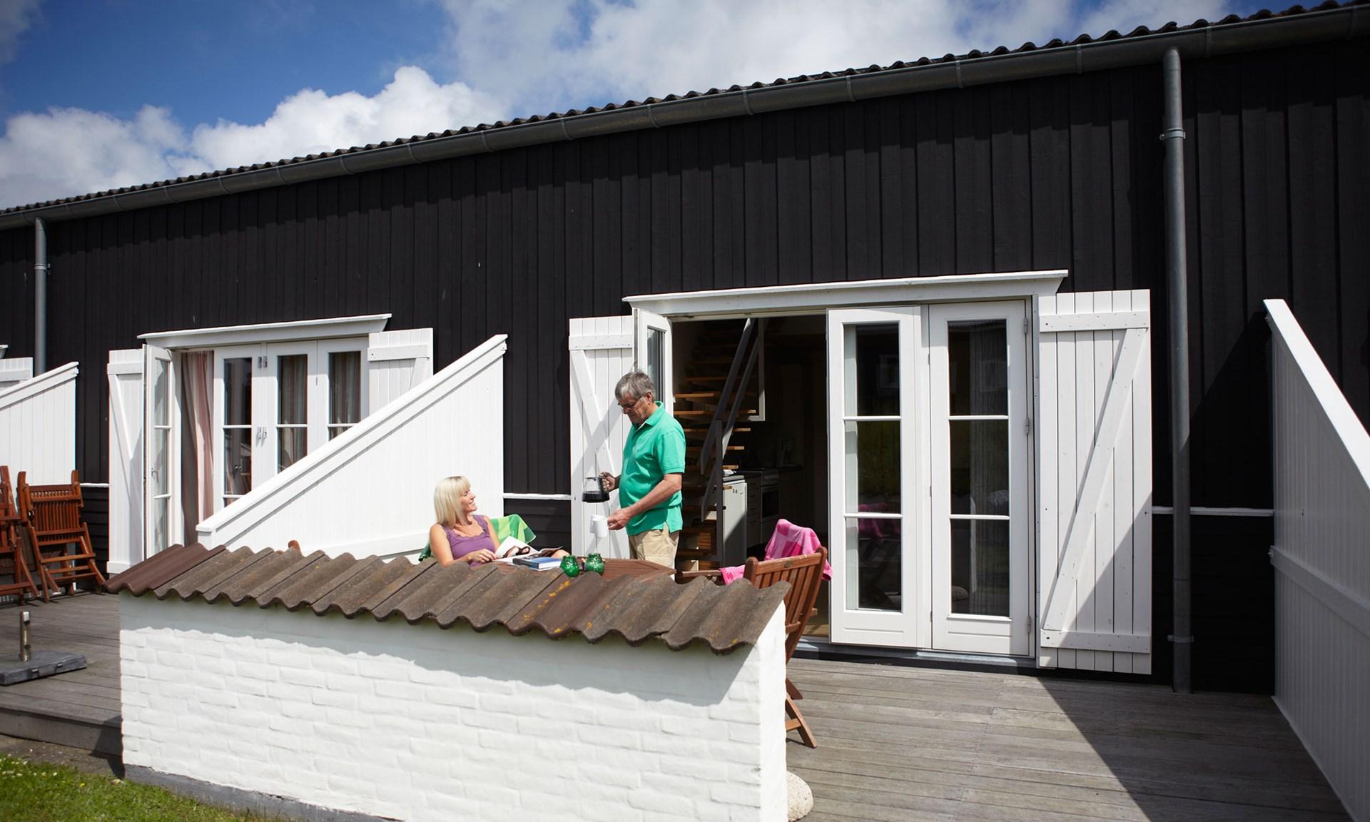 Feriecenter Agger Havn - Ferie ved Agger Havn i lækre ferielejligheder